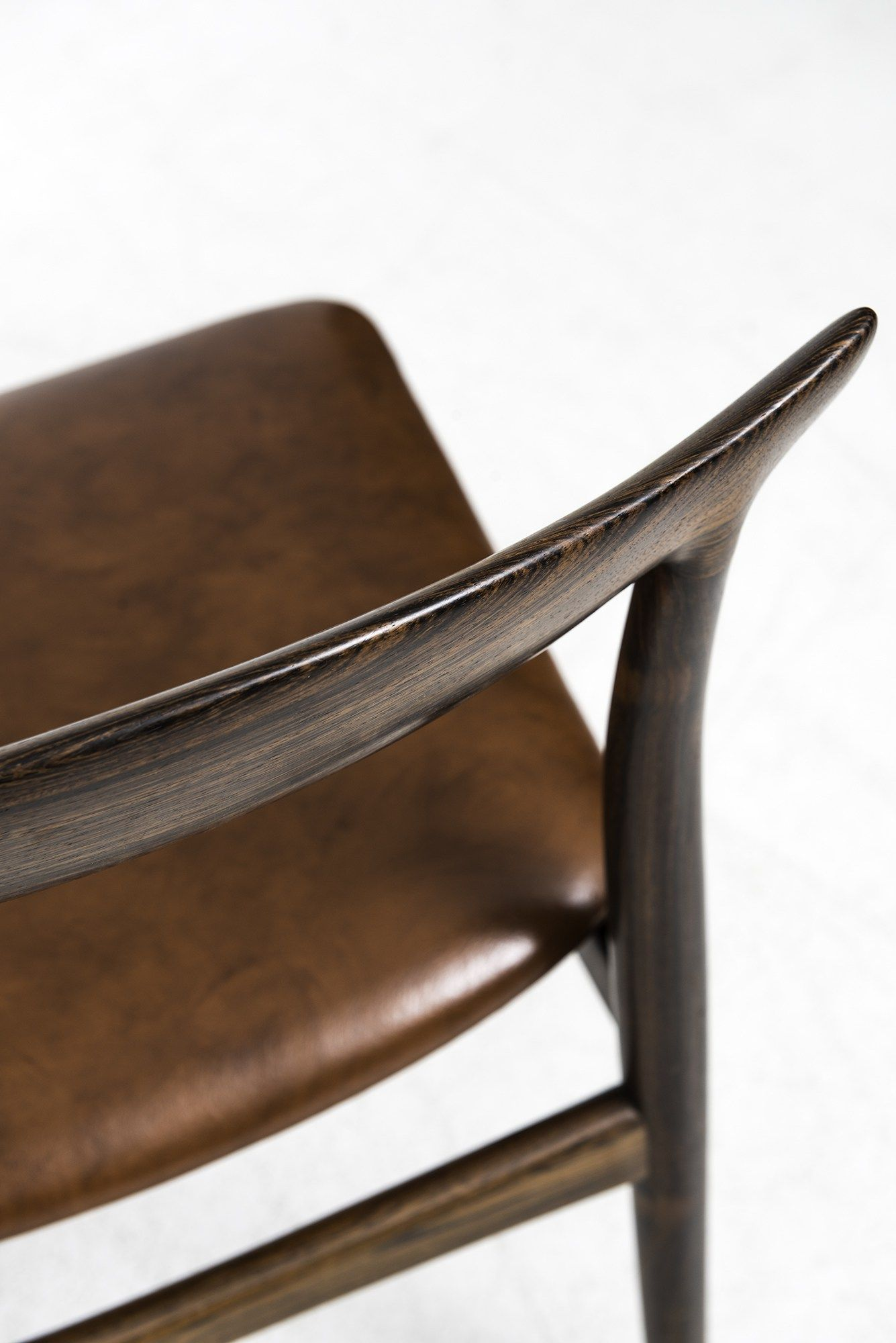 Erik W Rts Dining Chairs Model 112 In Rosewood At