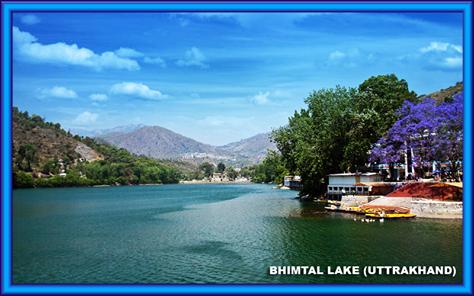 On your visit to #Bhimtal, you must visit #BhimtalLake. Bhimtal lake is the second largest lake in Kumaoun region.