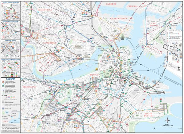 boston mbta map   Google Search | charts, graphs & maps