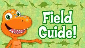 Field Guide!   Dinosaur Train   PBS KIDS Vocabulary Games