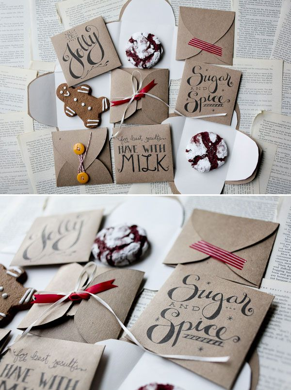 Cookie envelope for gifting your favorite cookies template 3 diy cookie envelope template designs free pdf printable great for adding to christmas cards solutioingenieria Gallery