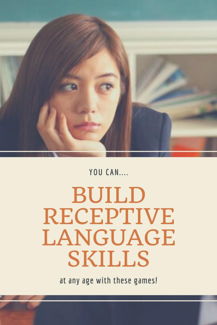 Receptive Language Activities To Improve Listening Skills Receptive Language Receptive Language Activities Language Activities