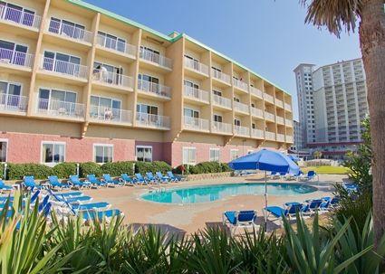 Hampton Inn Pensacola Beach Floridapensacola Hotels