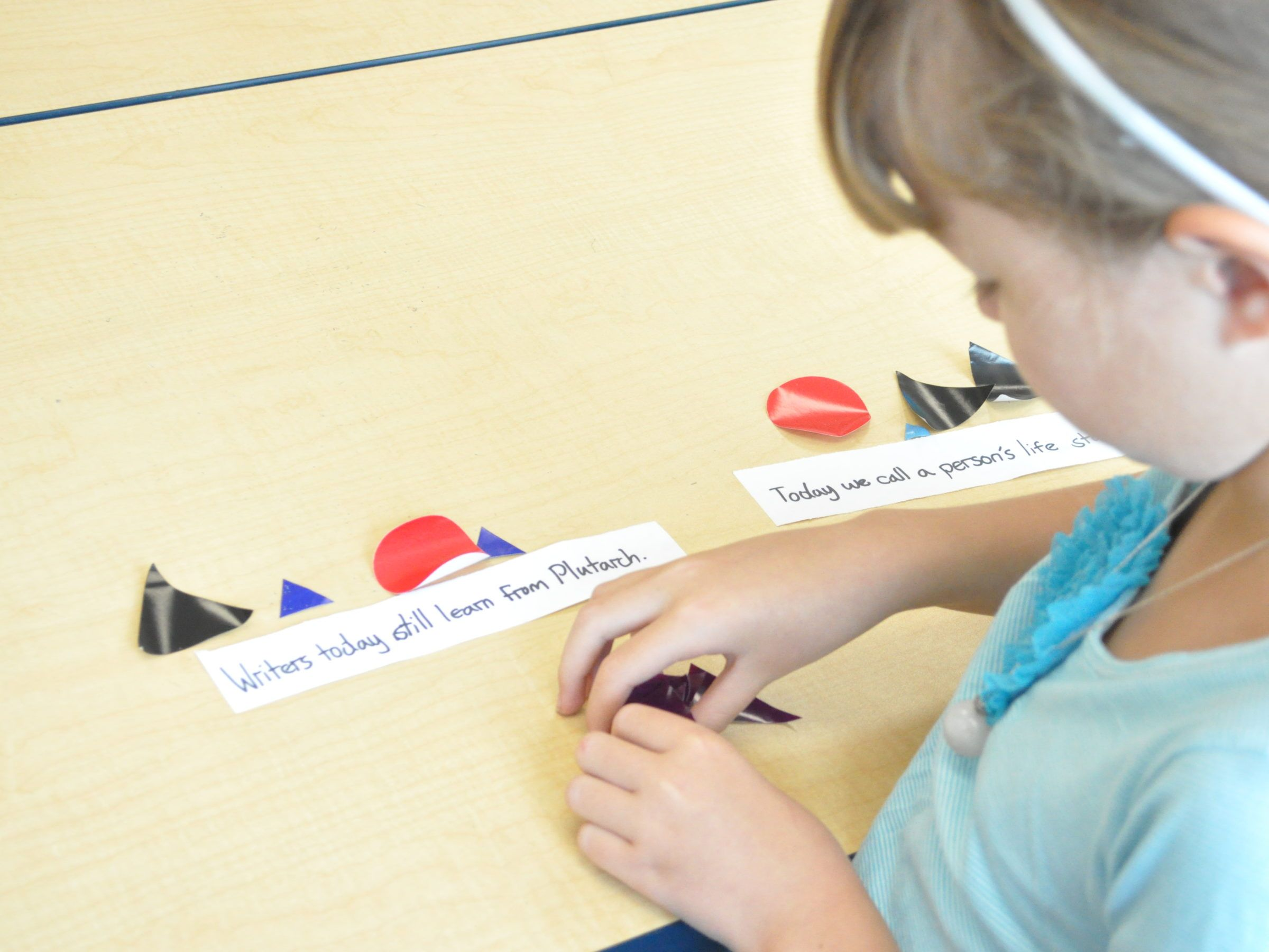 How Is Grammar Presented In A Montessori Classroom?