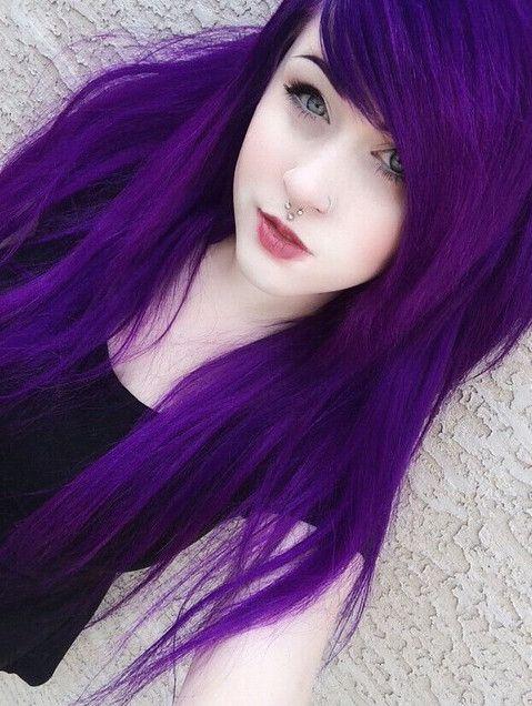 Arctic Fox Usa Fox Hair Dye Purple Hair Dyed Hair