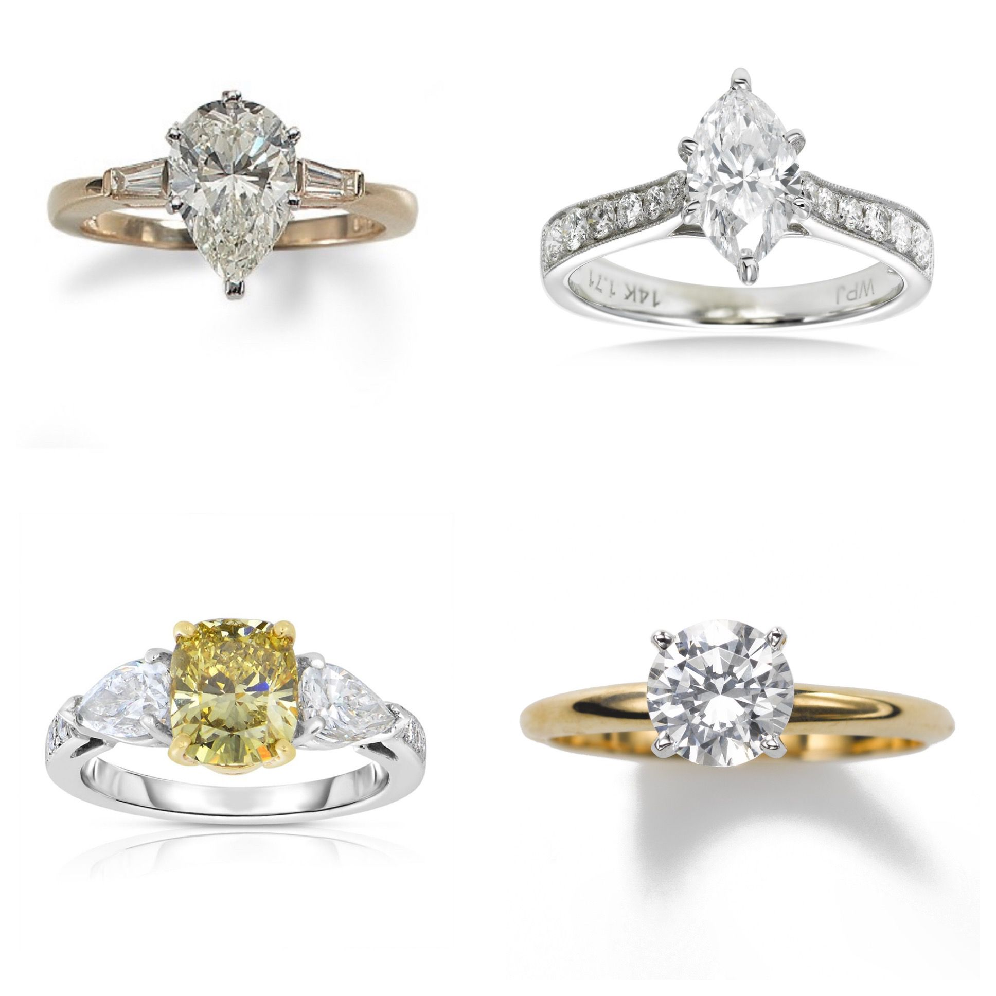 Did You Get Engaged Over The Holidays But Still Need To Pick Your Ultimate Engagement Ring Fancy Womens Engagement Rings Jewelry Designer Engagement Rings