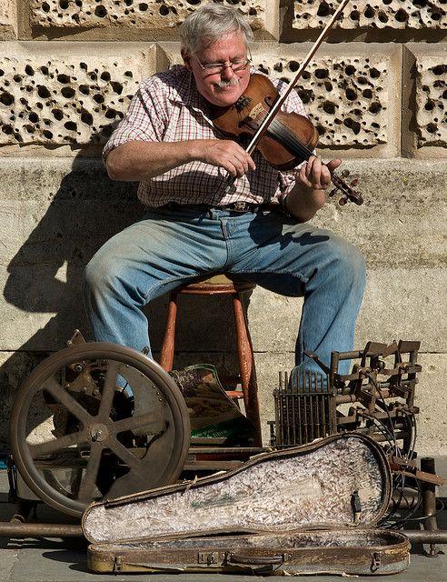 Busking Western Music World Music Popular Music
