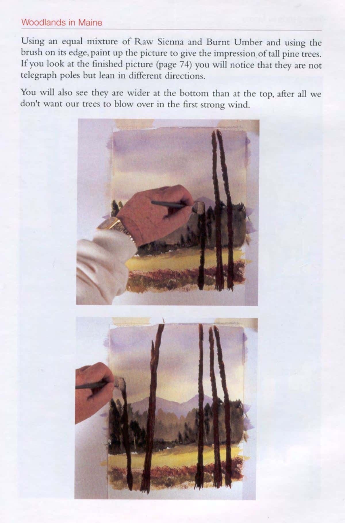 Anyone Can Paint Watercolours Frank Clarke Shows How