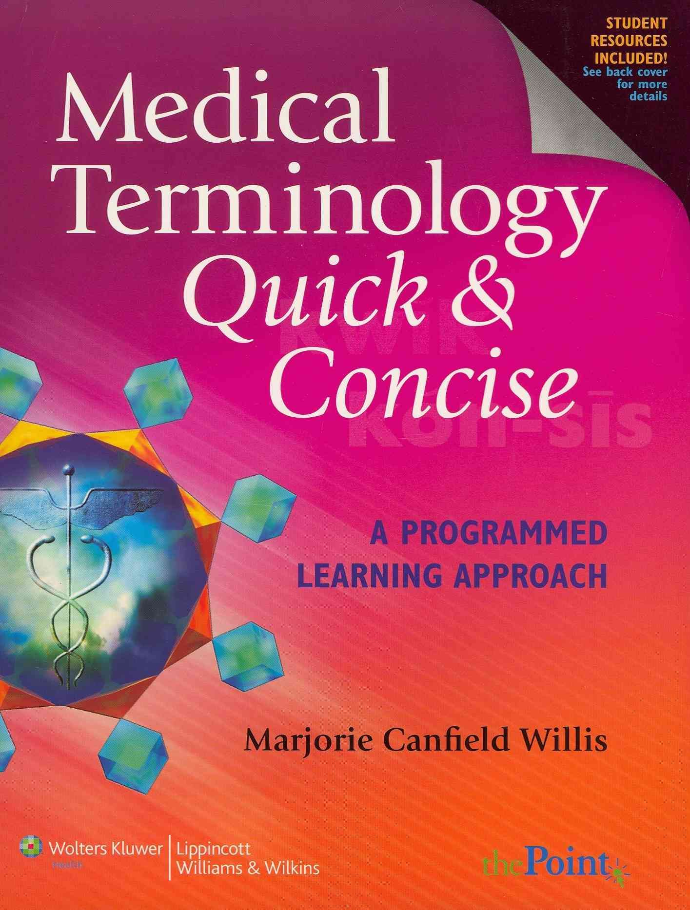 Medical Terminology Quick & Concise/ Stedman's Medical