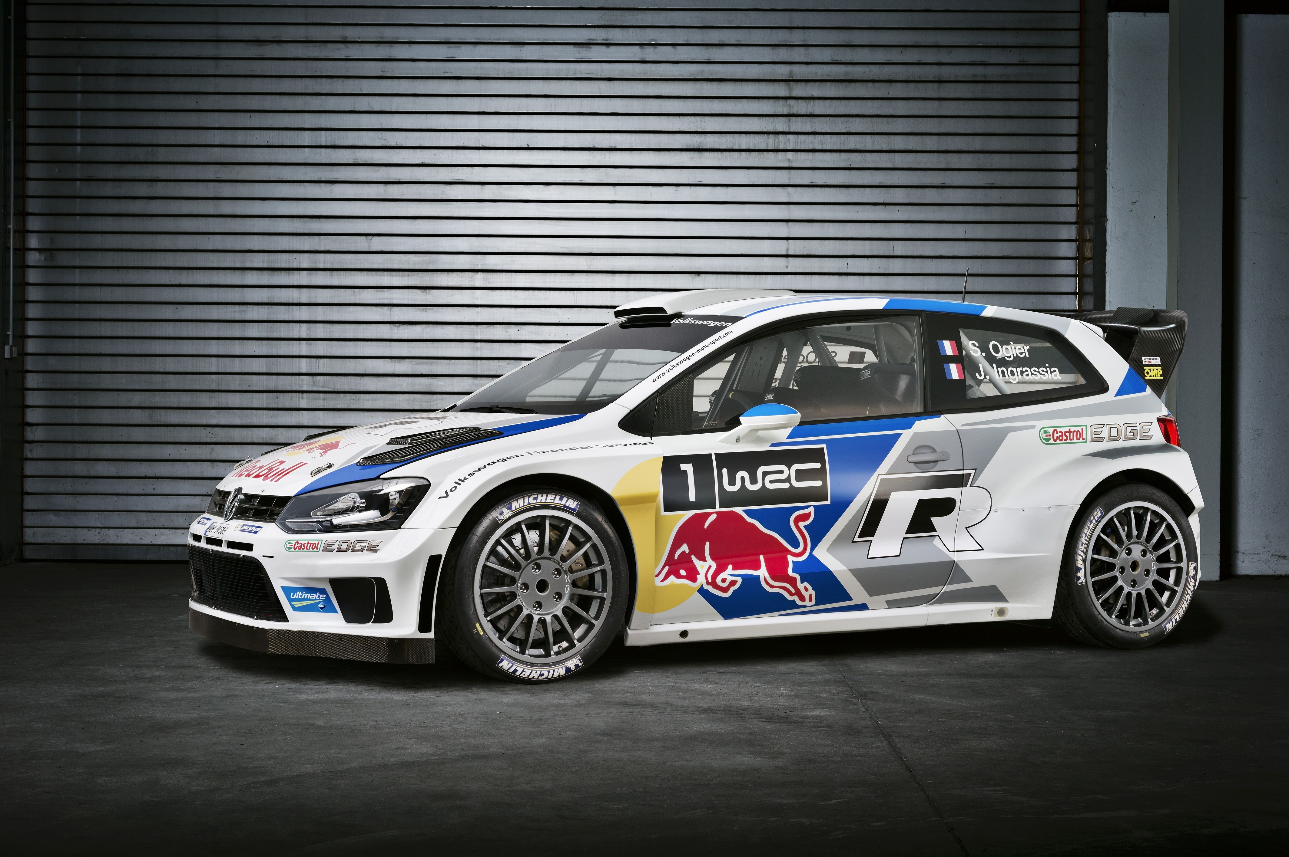 vw motorsport wrc polo r is ready for 2014 season check its wheels ozracing oz motorsports. Black Bedroom Furniture Sets. Home Design Ideas
