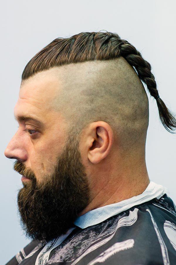 French Man Braid Down On Top Braids Menbraids Trendiest