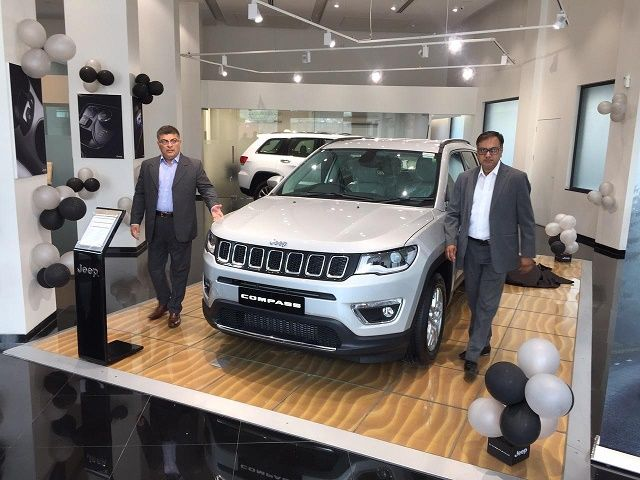 Fca India Opens Pre Bookings For The Jeep Compass In Delhi Ncr