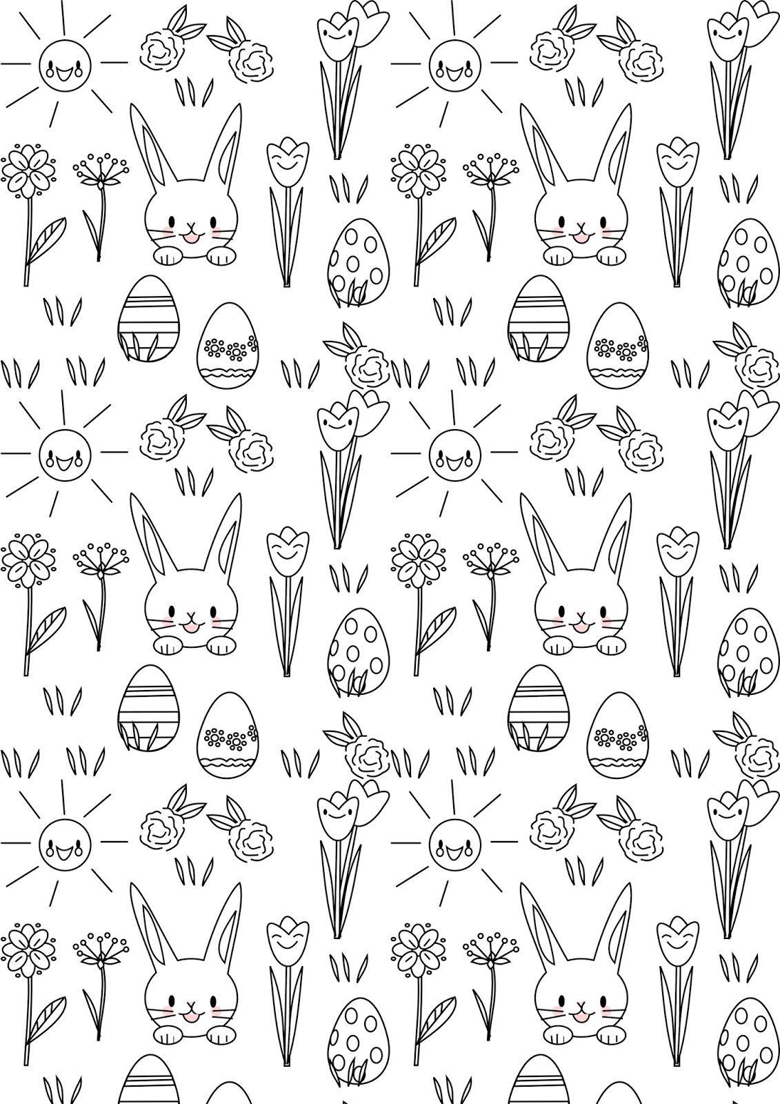 pineapple pattern | coloring | Pinterest | Las fiestas, Viva la y ...