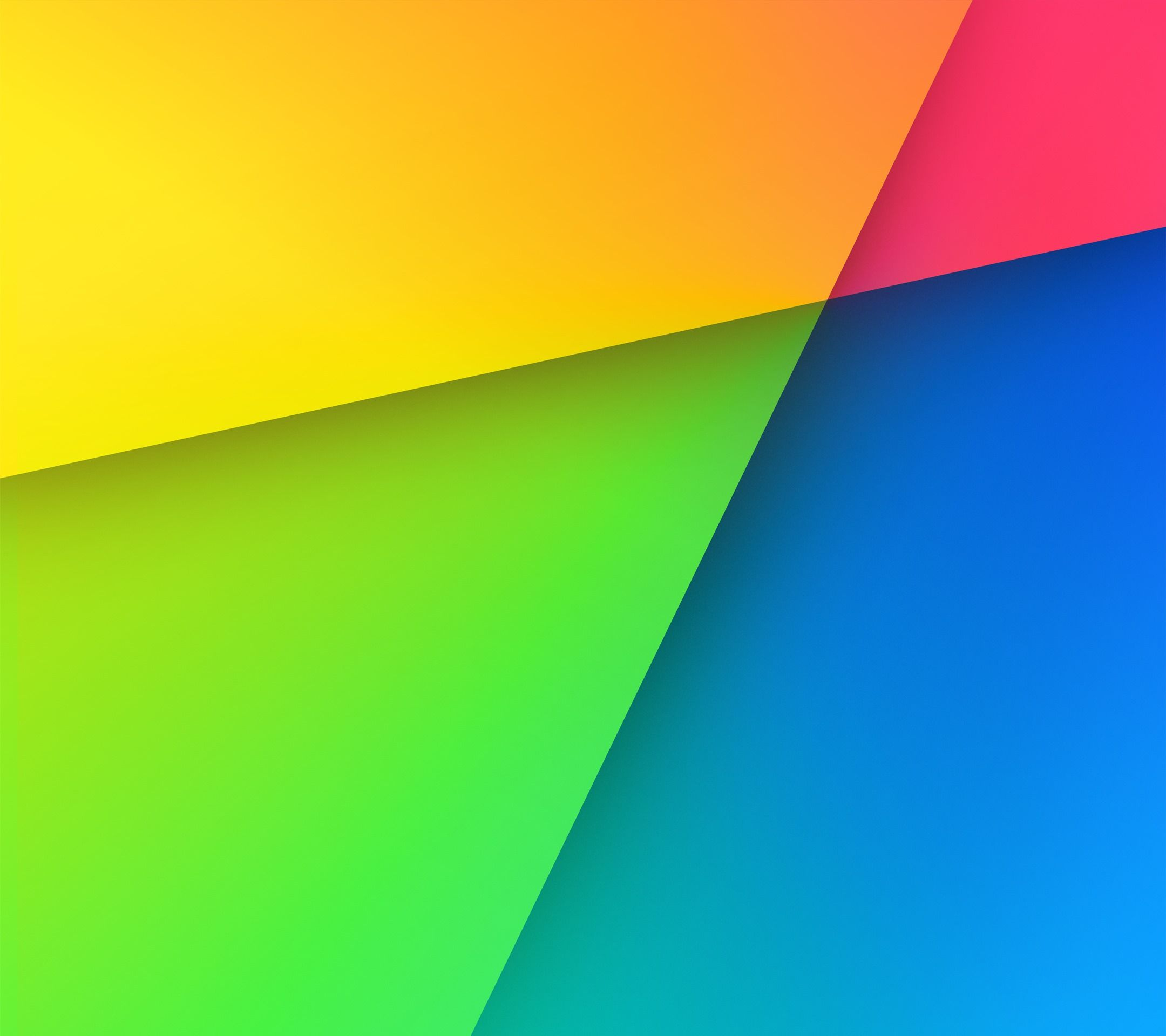 Download: Wallpapers From The New Nexus 7 [Updated]
