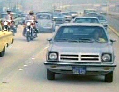 Chevrolet Chevette In Chips Chevrolet Cool Cars Tv