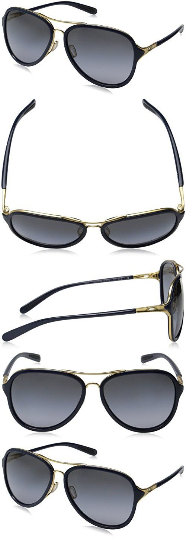 b89f89d511 Oakley Women s Kickback OO4102-03 Aviator Sunglasses
