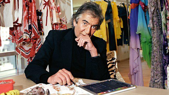 Roberto Cavalli Italian Fashion Designers Italian Girls Roberto Cavalli