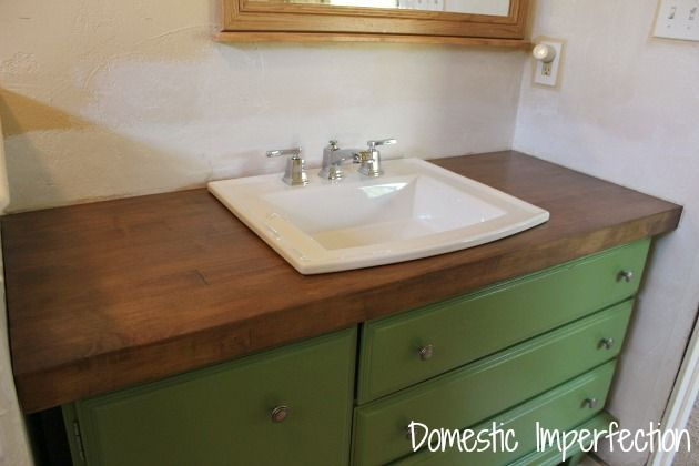 The Wood Flooring Countertop, Part II | home decor ...