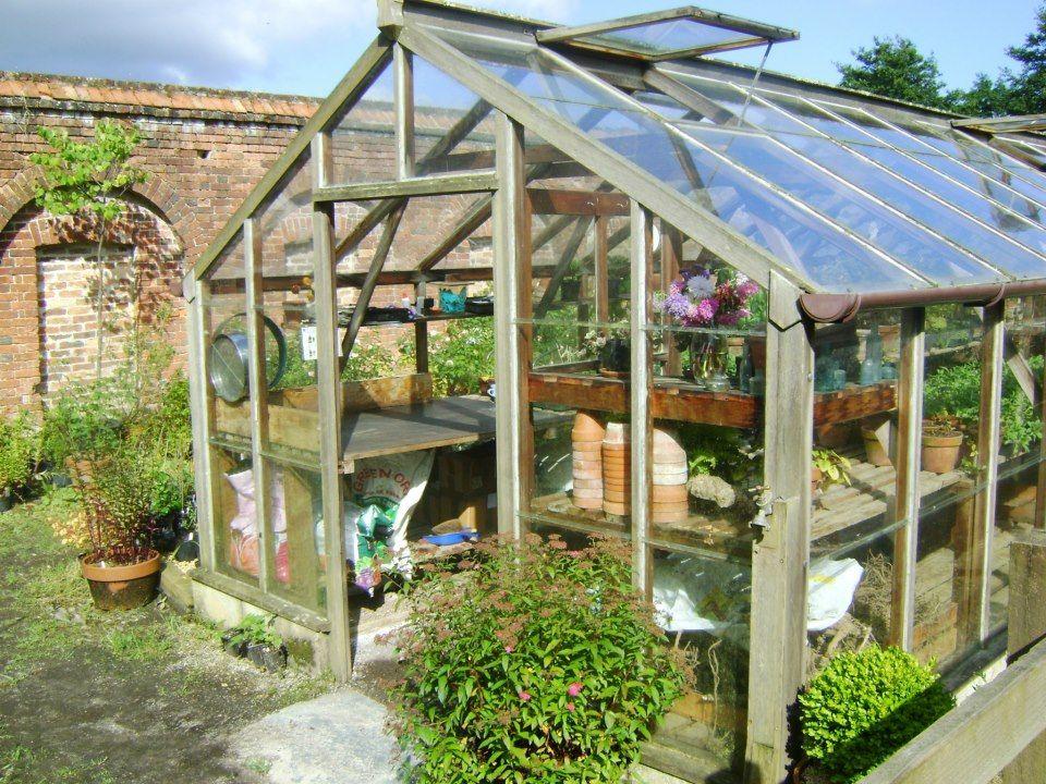 The Lost Gardens Of Heligan Cornwall La Serre De Jardin Serre Jardin Jardins Et Serre