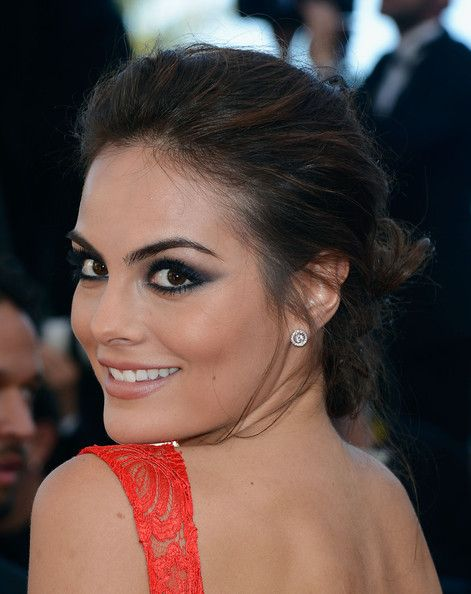 Ximena Navarrete  attends the Zulu Premiere and Closing Ceremony during the 66th Annual Cannes Film Festival at the Palais des Festivals on May 26, 2013 in Cannes, France.