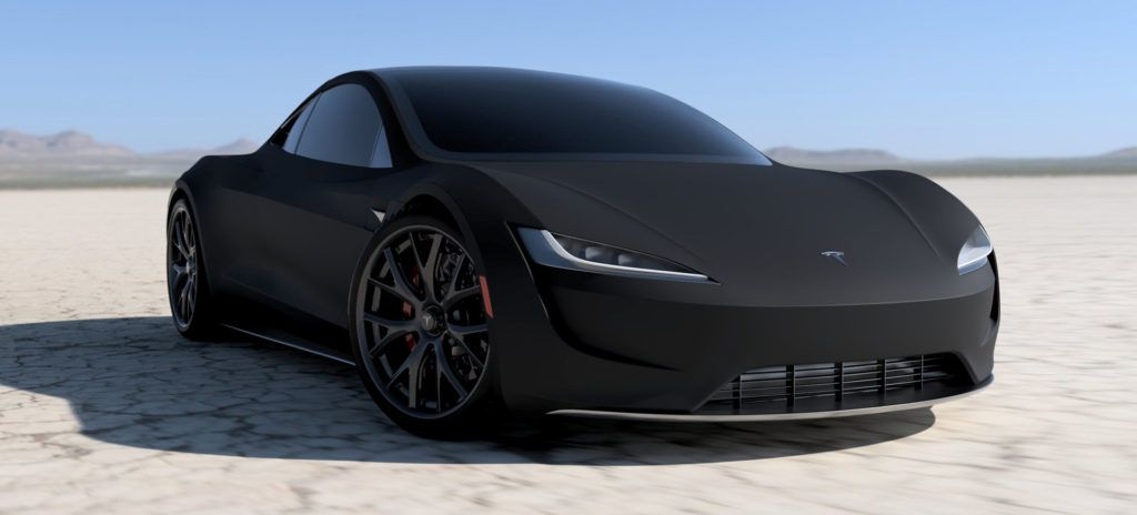 See Some Jaw Dropping Renders Of The 2020 Tesla Roadster In Red White And More Tesla Roadster Tesla Car Sports Cars Luxury