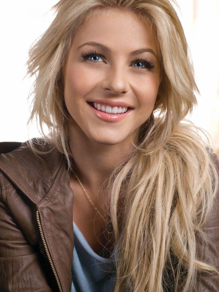 Beautiful American Girls 4 Celebrities Fashion Julianne Hough Hair Hair Styles Long Hair Styles