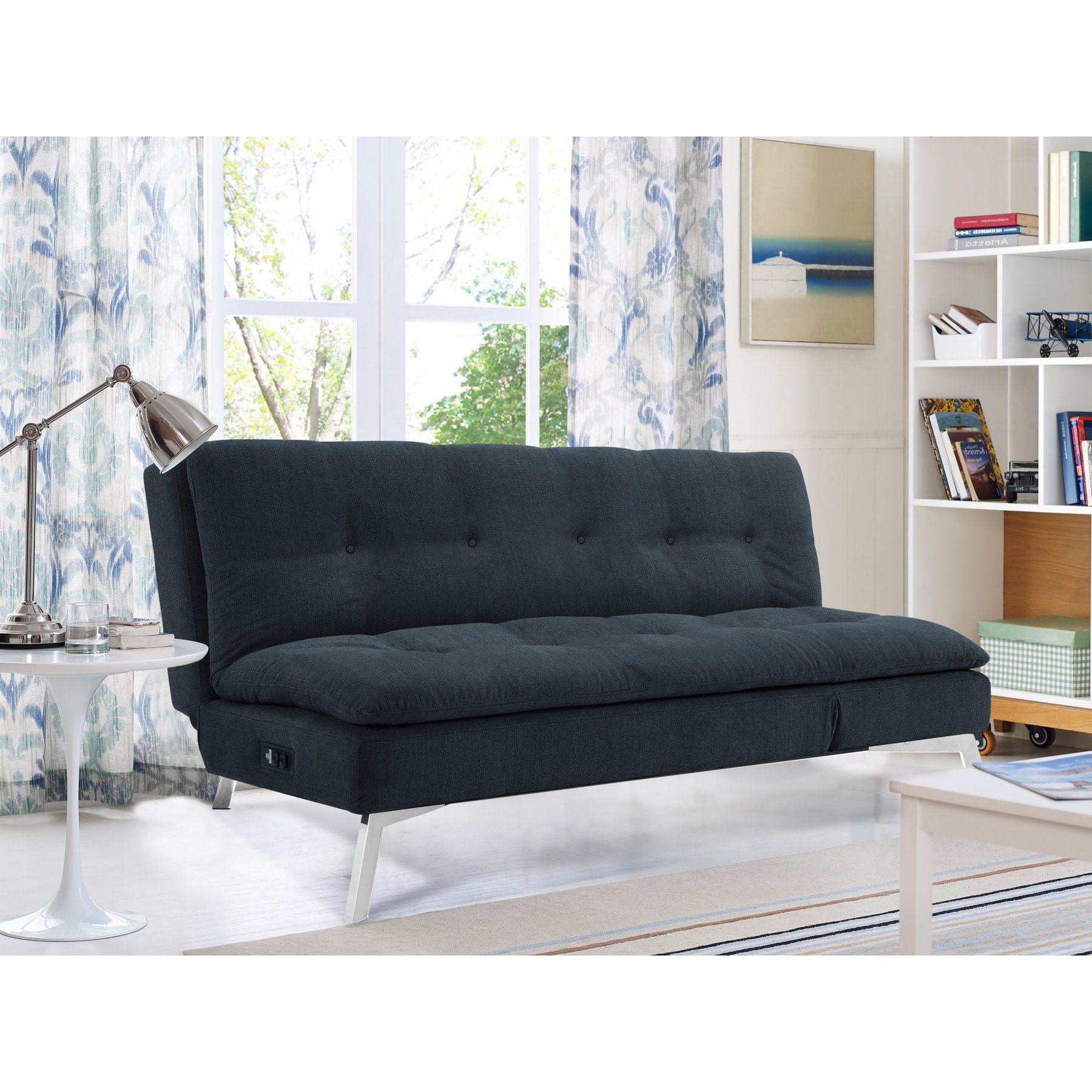Serta Cosmopolitan Convertible Sofa  Sc Csm S3M3582P