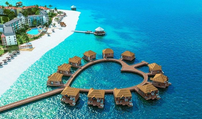 Sandals South Coast In Jamaica Perfectly Blends The Exotic Allure Of Caribbean With Refined