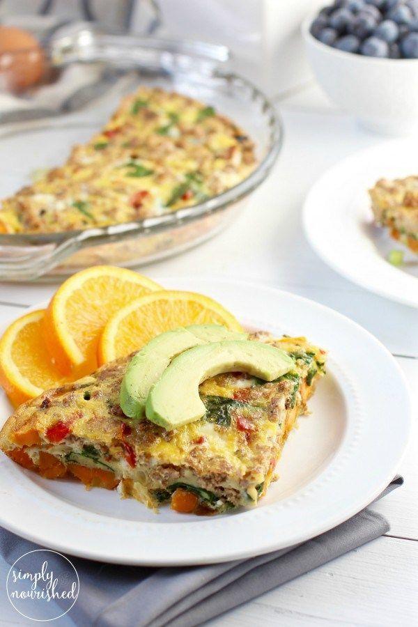 25 Healthy Meal Prep Breakfast Recipes  healthy breakfast I healthy breakfast recipes I breakfast ideas I healthy breakfast on the go I clean eating breakfast II Nourish...