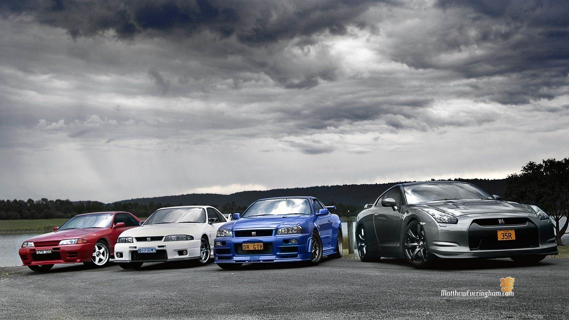 Res 1920x1080 Nissan Skyline Gtr R34 Wallpapers Wallpaper