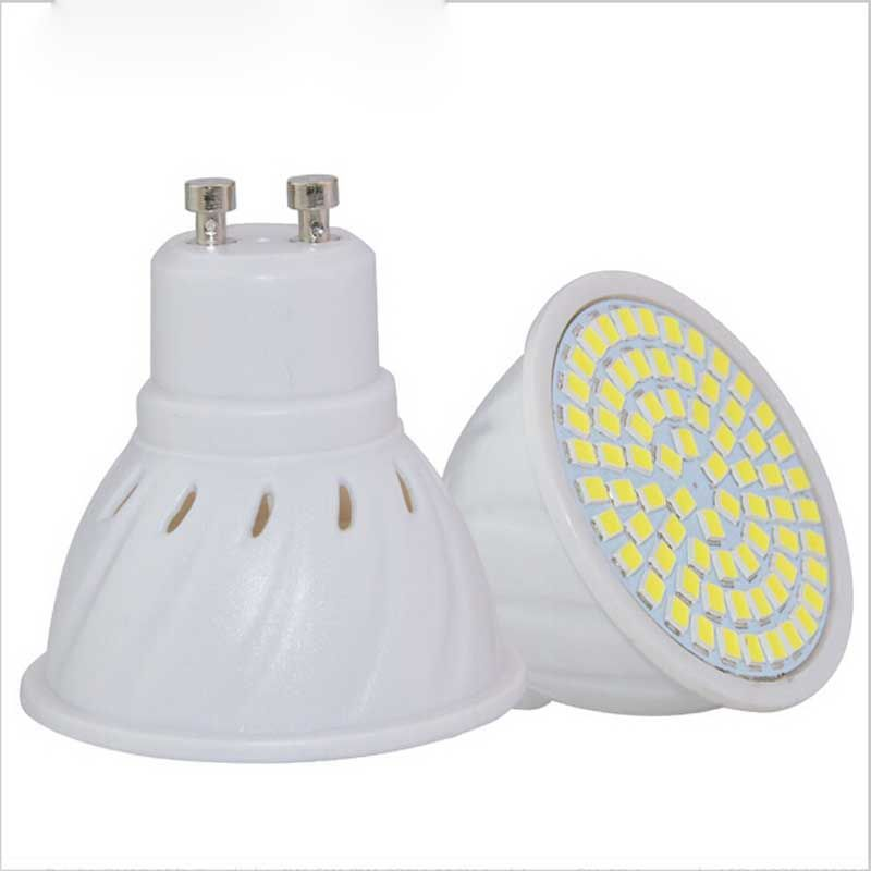 Z 1pcs 3000K 4500K 6000K Super Bright GU10 LED Spotlight