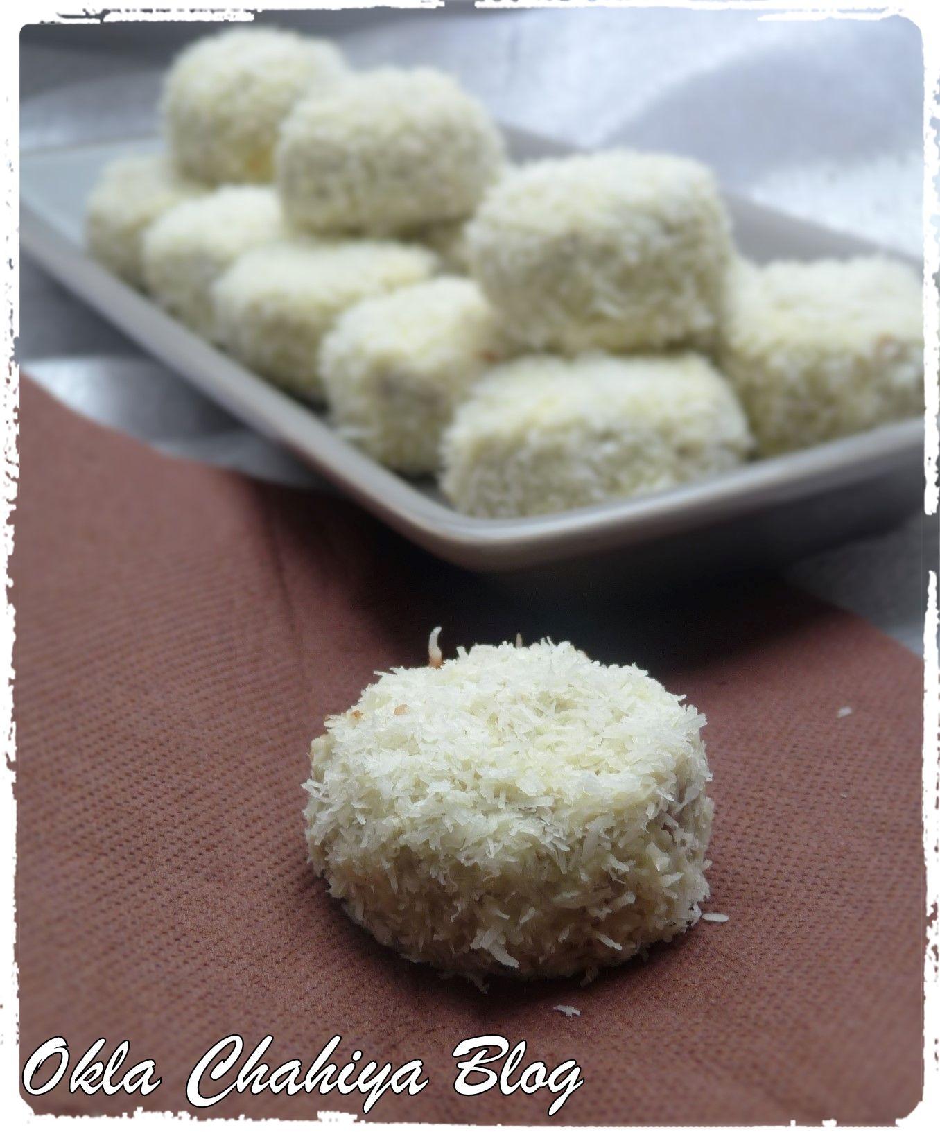 Gateau Boule De Neige Noix De Coco: Boules De Neige Aux Amandes Et Au Cacao
