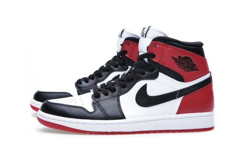 590e492f2df8 Nike Air Jordan 1 Retro  Black Toe  ig linlucy3344 youtube nice kicks6688