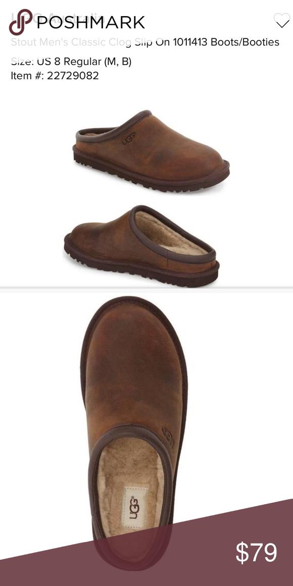 4dbc1c4e133 Ugg Slippers size 8 men's | My Posh Picks | Pinterest | Ugg slippers ...