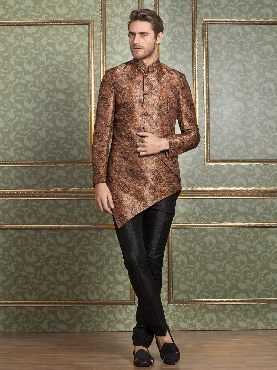 Pin on Indian sherwani African Mens fashion
