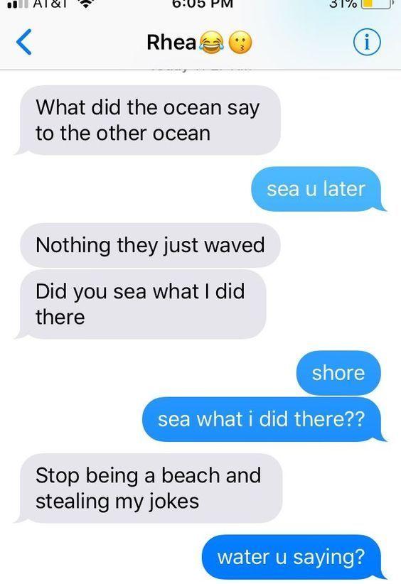 Sea u later....