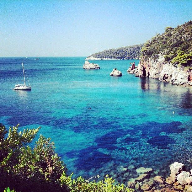 Stafylos Beach Sporades Skiathos Skopelos Alonissos