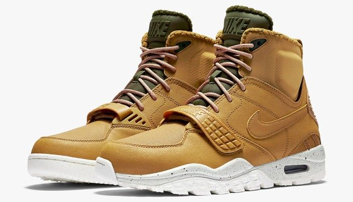 new style 76ef1 fce2d nike-air-trainer-SC-II-sneakerboot-wheat-1