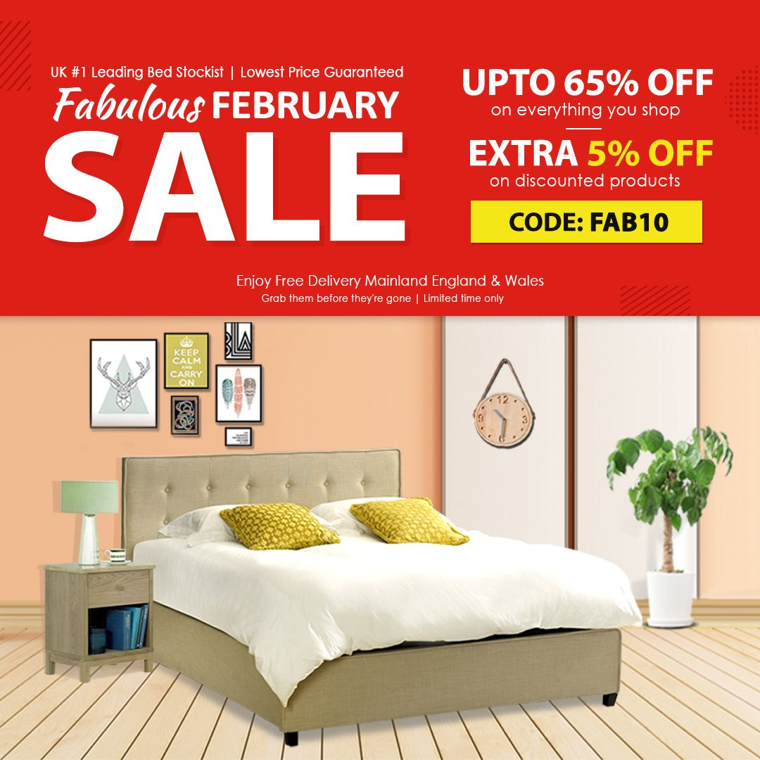 Fabulous February Furniture Sale Flat 5 Discounts On Wide Range