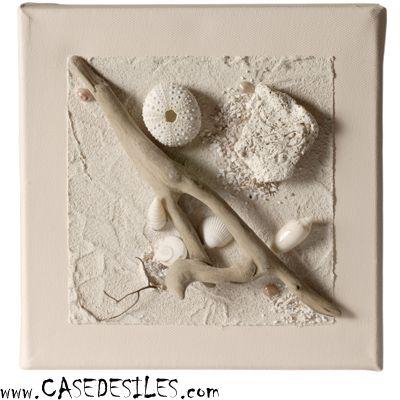 tableau relief bois flotte galets bois flott s pinterest relief. Black Bedroom Furniture Sets. Home Design Ideas