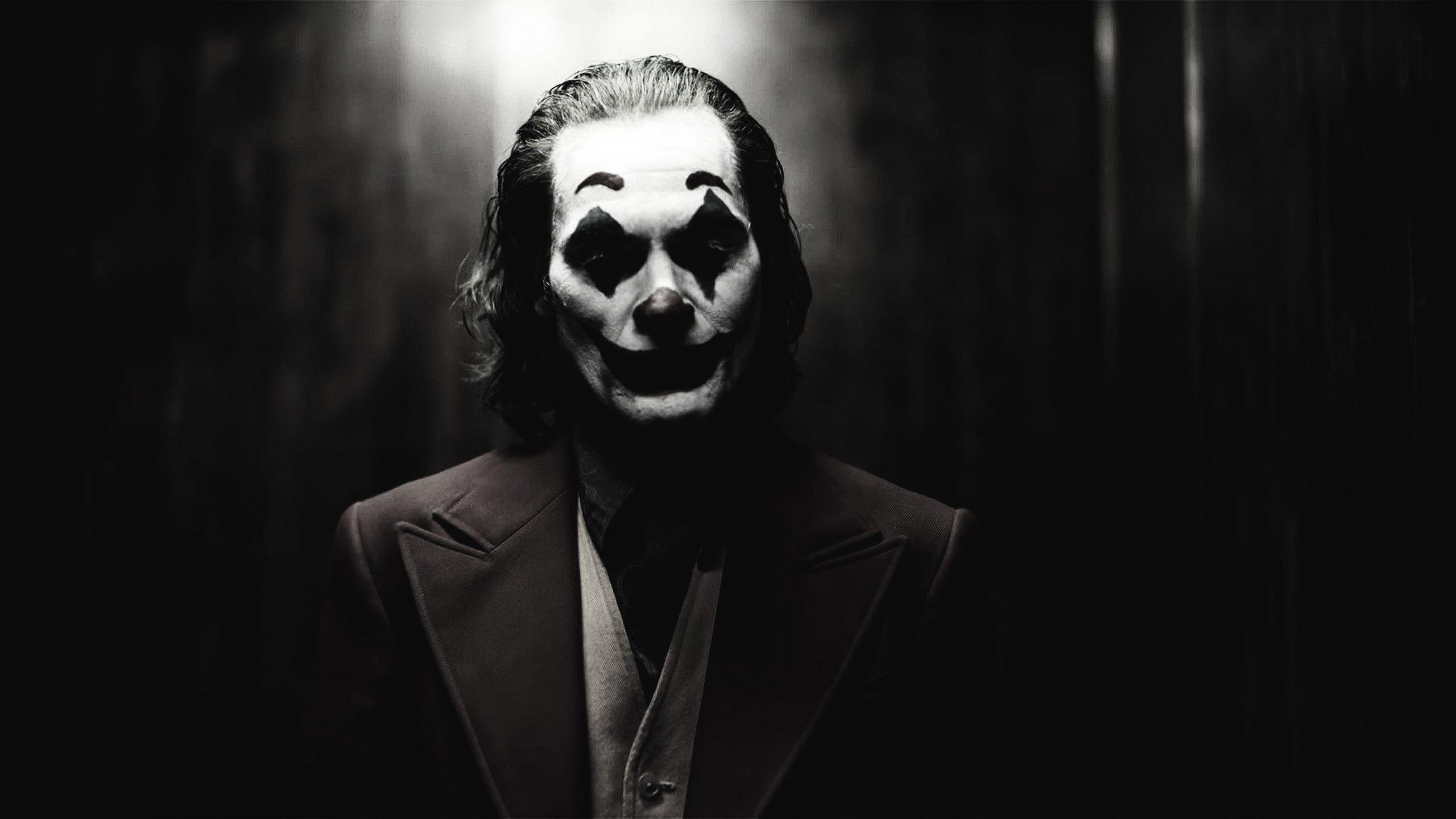 Joker 2019 Black Joker Wallpaper 4k - Wallpaper HD New