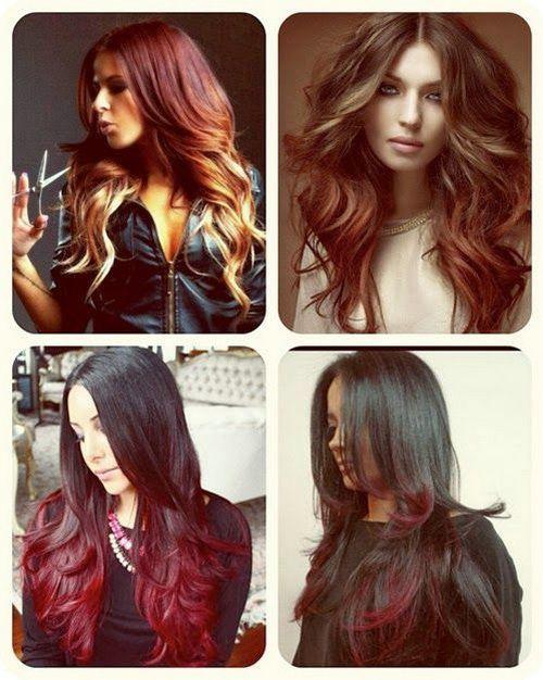 Hair Colors For Dark Skin Hairstyles | Hair Color by Skins ...