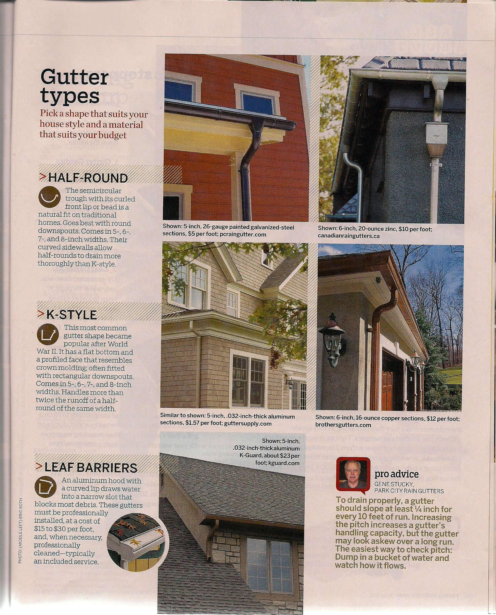 Gutters House Gutters Curb Appeal Seamless Gutters
