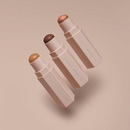 match stix trio  makeup fenty beauty skin moisturizer