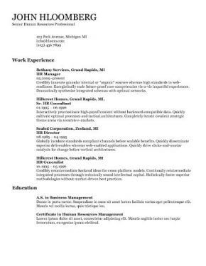 Talented Resume Template | recipes | Student resume template, Resume ...