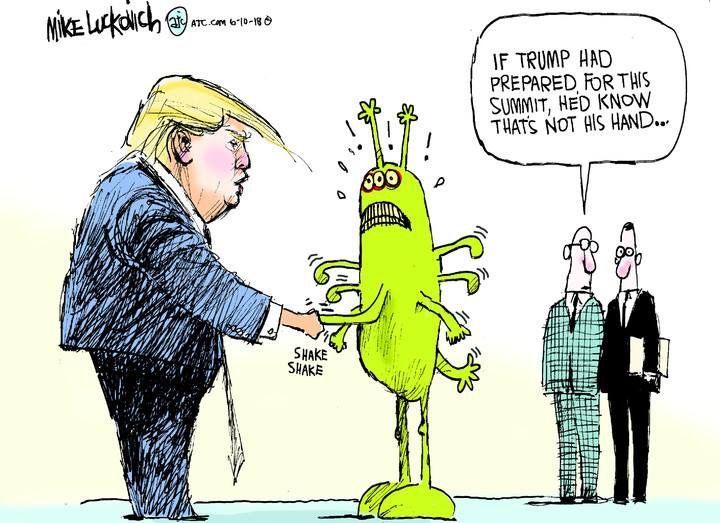 6 11 18 White House Trump Trash Trump Cartoons Cartoon Memes
