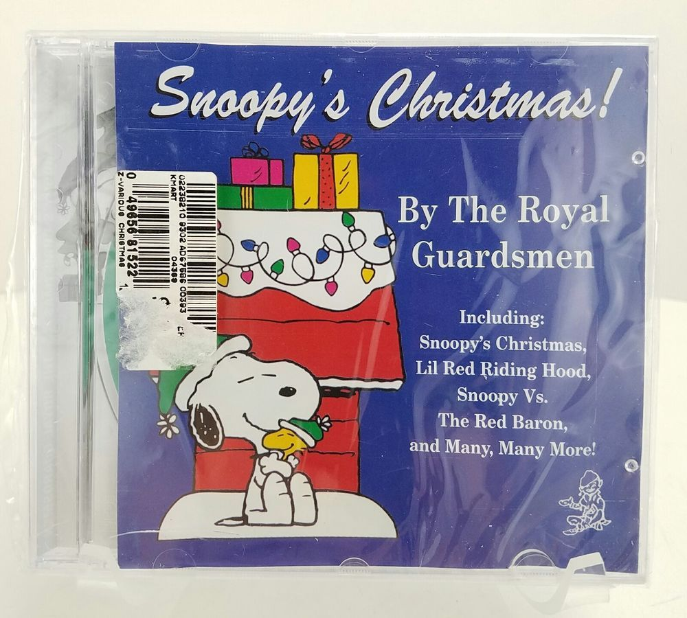 Snoopys Christmas Lyrics.The Royal Guardsmen Snoopys Christmas Lyrics Snoopys