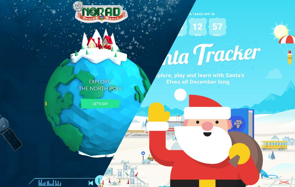 How to track Santa this Christmas on Windows 10, iOS, and