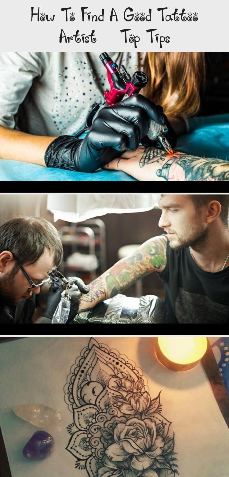 How To Find A Good Tattoo Artist Top Tips Cool Tattoos Tattoo Artists Mandala Tattoo Shoulder