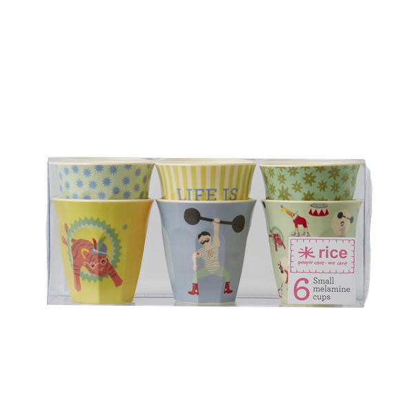 RICE Kitchen | Melamine cups, plates, plastic storage and ceramics